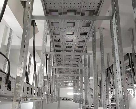 铝合金组合式电缆桥架